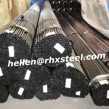 cold black rectangular steel hollow section construction materials steel pipe