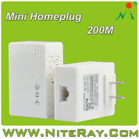 Networking best powerline ethernet 200Mbps homeplug