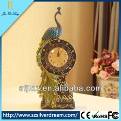 Classical Clock Home Decoration Vintage Table Clocks