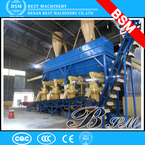 Industry use high output capacity Coconut Shell Charcoal Pellet Making Machine