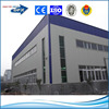 large span famous pre engineering galvanized steel structure warehouse building
