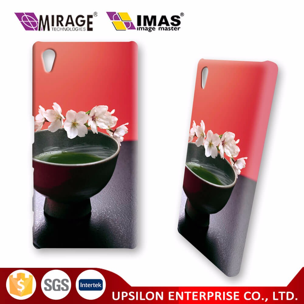Great Custom Sublimation Original Plastic Phone Case For Sony Z