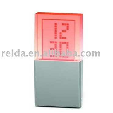 LCD clock, key chain clock, promotion gifts, alarm