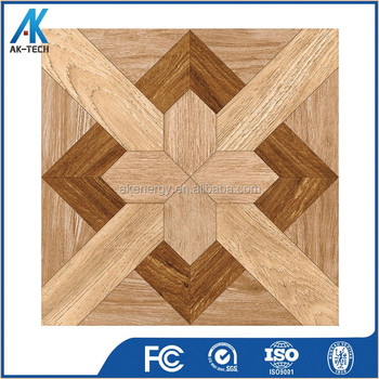 300x300 mm cheap china new design wood look ceramic floor tile