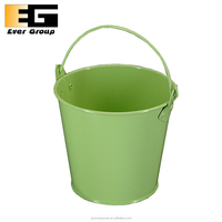 Small Metal Flower Pot For Home