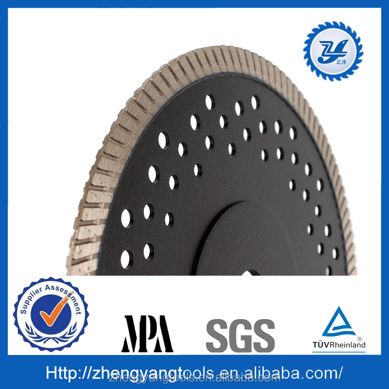 Diamond saw blade Dry Hot Pressed for granite ,marble,stone cutting