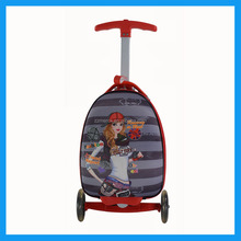 3 in 1 Scooter backpack bags for kids