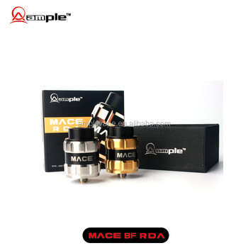 2018 New Product Factory Direct Ample Mace BF RDA Good Design Best Flavor