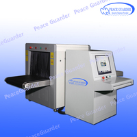 X-ray Baggage scanner luggage inspection machine for airport security check PG6550