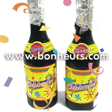 New Novelty Toy Champagne Cannon Wine Bottle Party Party