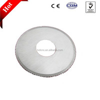 Forever slitting machine round blade/circular knife