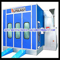 Spray Booth Garage Equipment, Auto Painting Oven Used Spray Booth For Sale(CE)