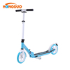 Outstanding quality cheap two big wheel folding adults kick scooter manufacturer