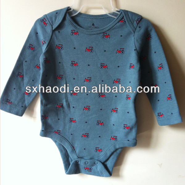 2013 bamboo or cotton baby clothes