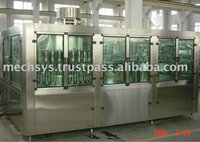 SMALL AUTOMATIC MINERAL WATER PLANT