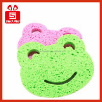 Honeycomb Big Durable Car Coral sponge cleaning car macroporous washing sponge