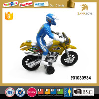 Fashion toy mini electronic plasitc kid motorcycle