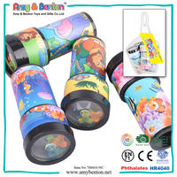 2016 Hot Selling promotion gift custom children mini kaleidoscope