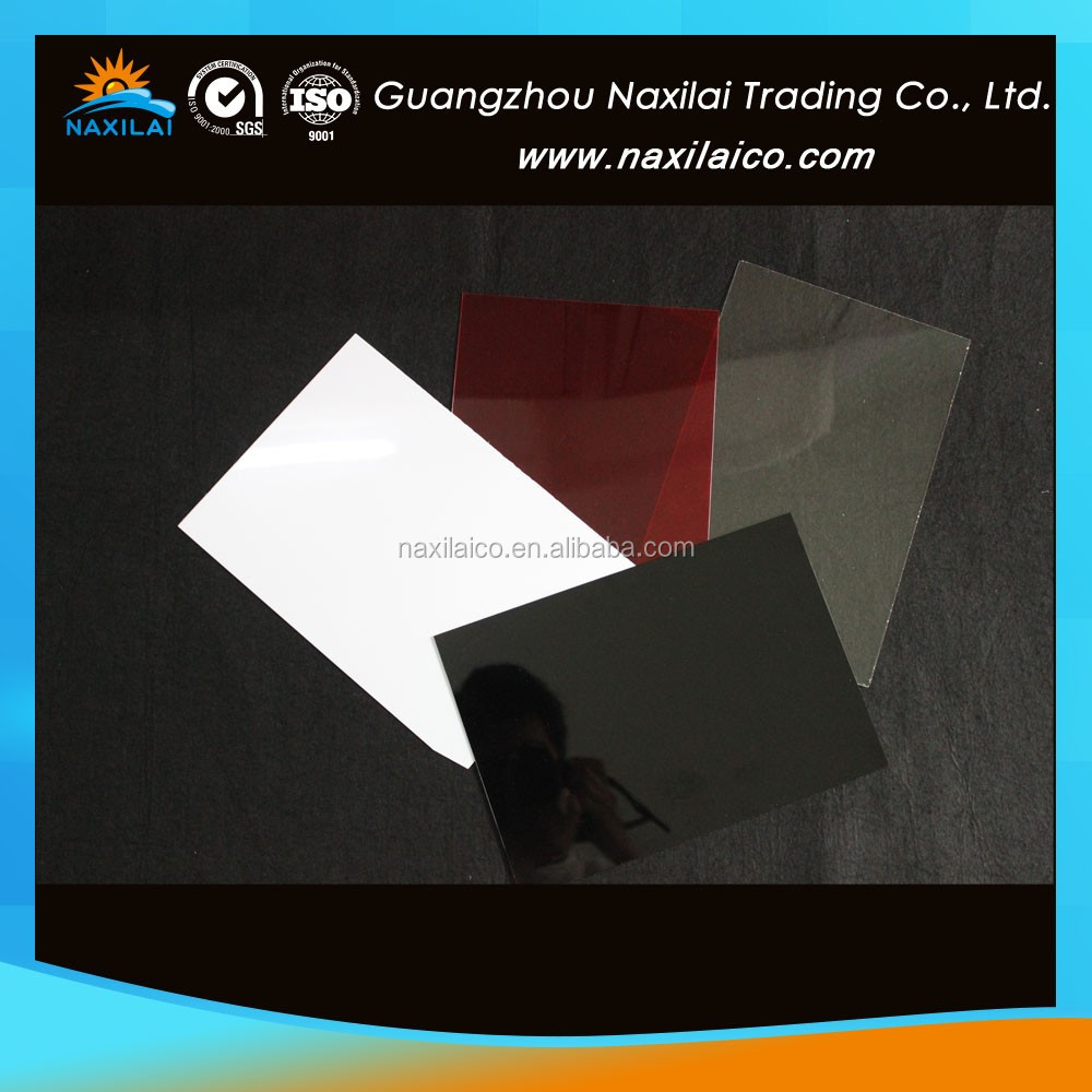 custom color direct factory A4 size 4x8 pvc sheet 0.2mm thick plastic sheet