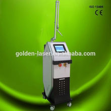 new style handheld medical laser for scar removal Skin tightening and whitening