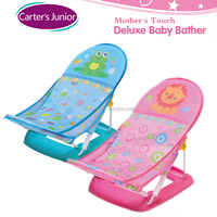 Factory outlet baby bather, baby bath chair, mother's touch deluxe baby bather