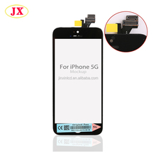 Original Replacement For iphone 5g lcd With Digitizer Touch Screen Assembly