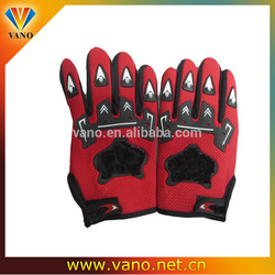 Hot style custom gloves motorcycle