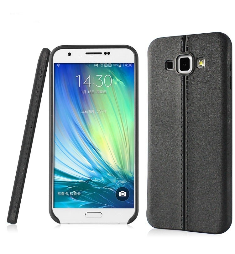 Protective slim back cover case for samsung galaxy A8 back cover
