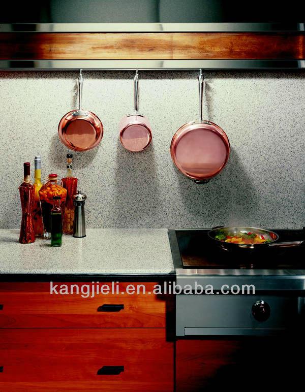 Cuarzo superficie de la cocina corian encimeras de for Superficie cocina