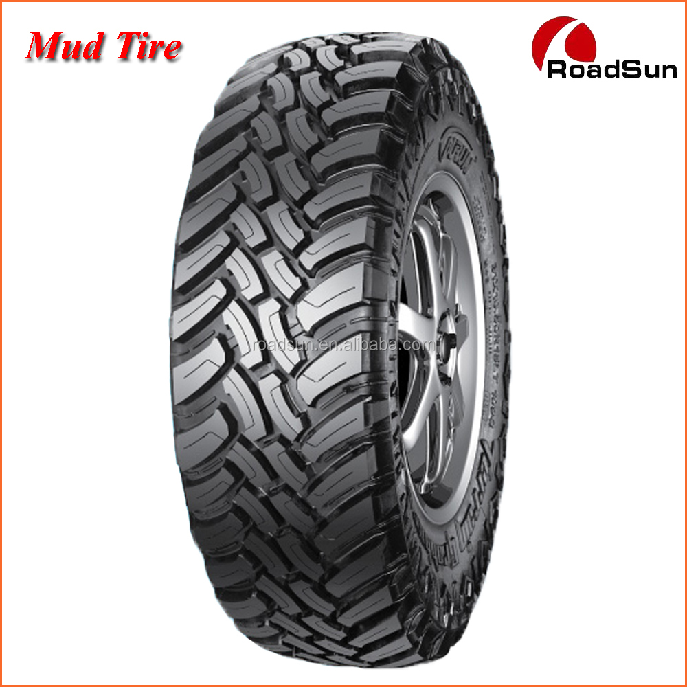DURUN Mud Tire 37x13.50R26 Semi Steel Radial PCR Tire