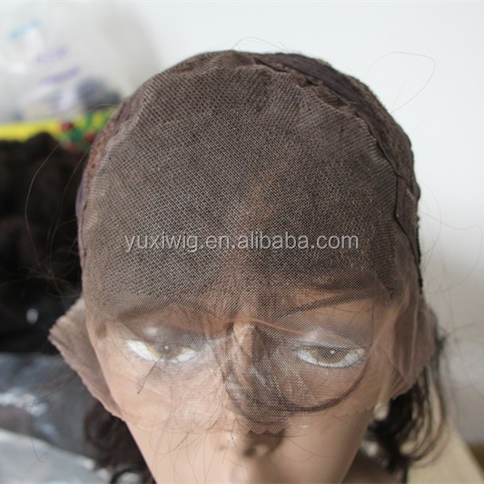 full lace human hair wigs bleached knots natural hairline