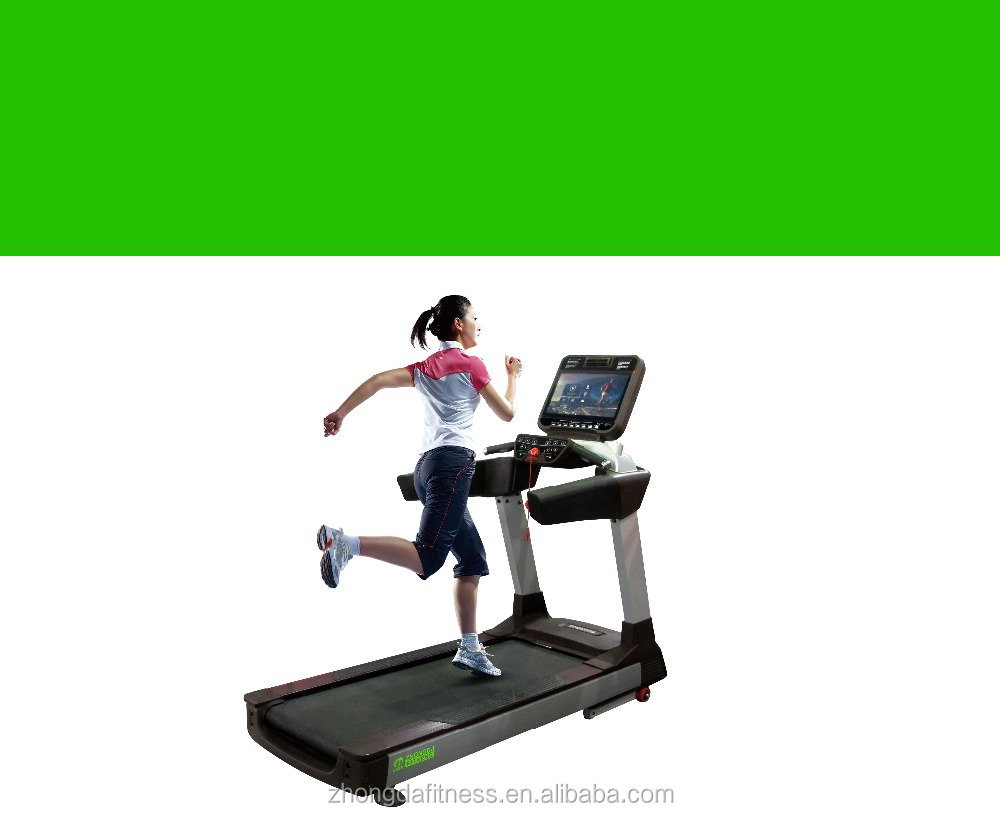 Gym use power fit healthcare treadmill commercial for sale