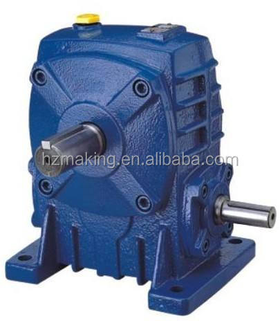 Factory direct selling WP series WPA worm drill speed reducer