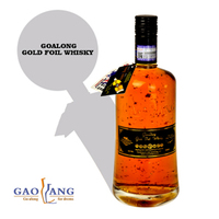 gold foil whisky , premium scotch whisky from uk factory in China
