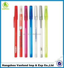 Bic pen stick pen cheap simple pen