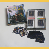 customized prinitng game cards playing cards with dice
