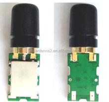 Omnidirectional MINI GPS helical chip high gain active antenna with rubber duck hat