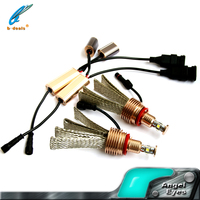 Car decoration accessories 6S P E92 H8 80W angel eye led marker x5 e70 headlight bulbs