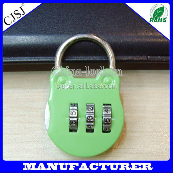 Luggage/Baggage/ Suitcase Security Code Lock for international travel