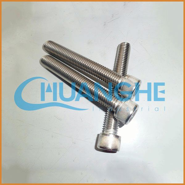 bearing titanium bicycle conical head bolts