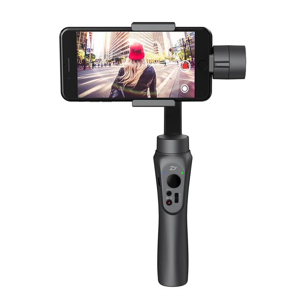Zhiyun smooth <strong>Q</strong> 3 axis handle cellphone gimbal stabilizer for smartphone