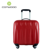 BSCI certification & Italy Design hard lightweight expandable ABS luggage set from 40000 square meters Factory