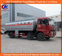 Used Fuel Tanker Truck Fuel Tank Truck 6x2 Dongfeng Oil Tank Truck for Sale