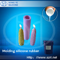 candle mould making raw silicone rubber