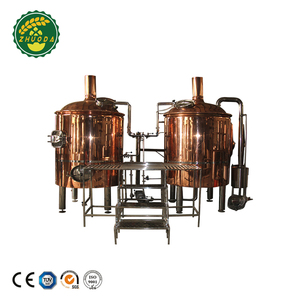 Restaurant Brewing Copper Beer Brew Kettle Equipment