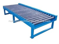 single chain drive stainless steel single roller conveyor