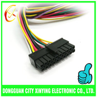 OEM 20 pin 24 pin molex connector wiring harness