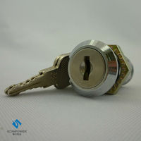 Zinc Alloy Cam Lock for Metal/Wooden Cabinet Door
