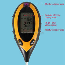 Garden Plant Flower Digital Tester soil ph moisture meter