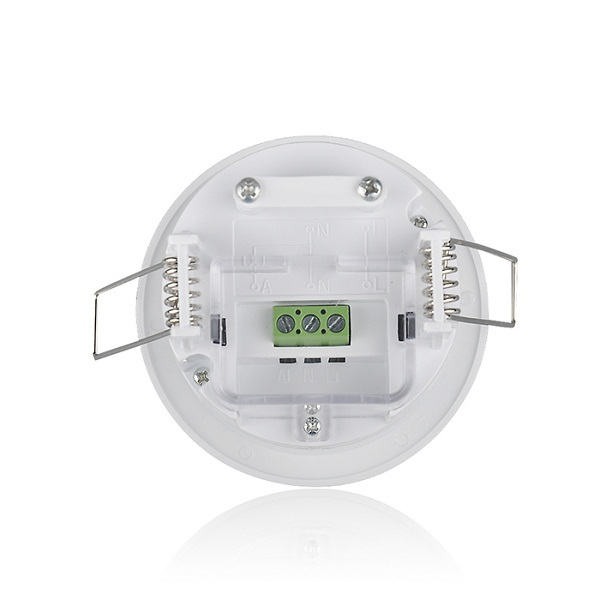 360 Degree Ceiling Mount Round Automatic Turn Off Light Motion Sensor Or Light Switch View